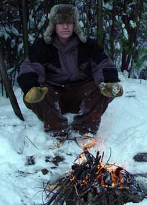 Ron Fontaine Wilderness Survival Expert